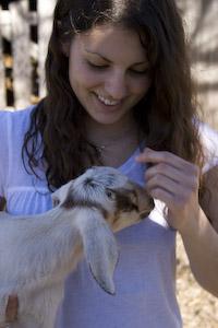 Claire and Benita, Feb. 2008
